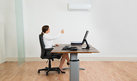 Office Air Conditioning Installations